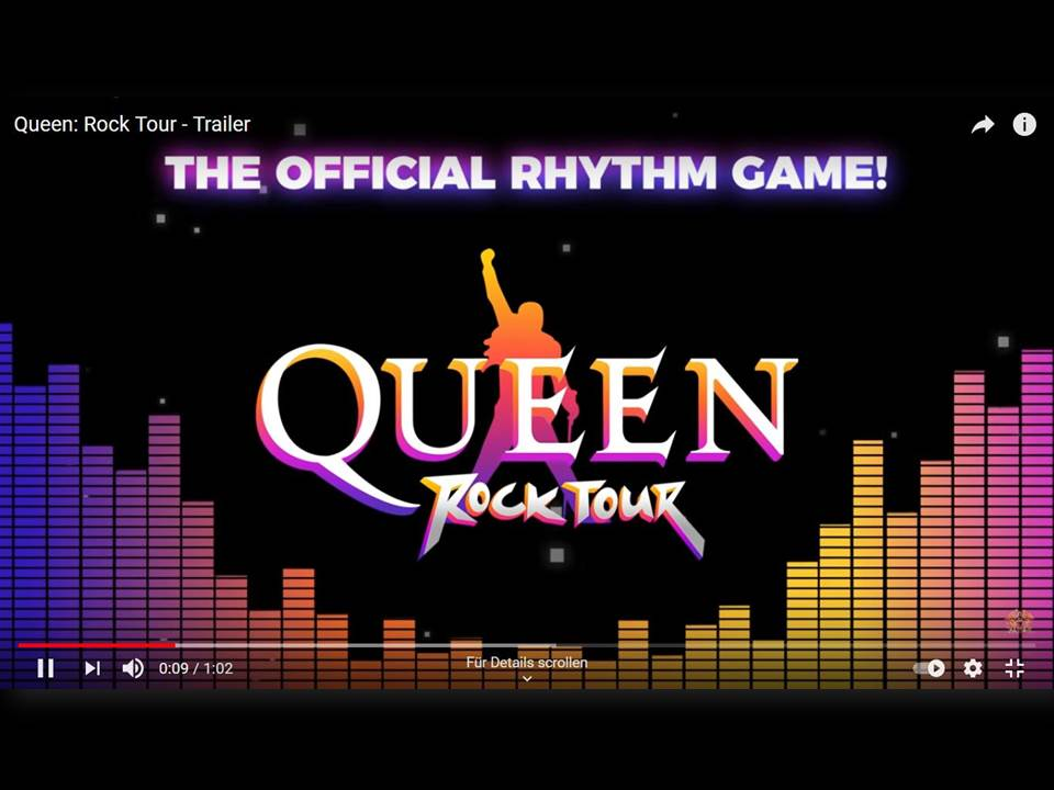 Bild: Queen: Rock Tour Trailer (Screenshot v. 01.03.2021 / Youtube)