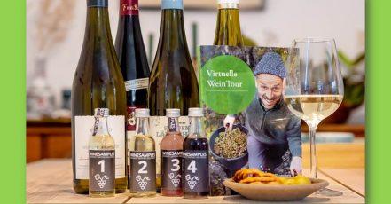Bild: Virtuelle WineTour – Das erfolgreiche Wein- und Tourismus-Event des Deutschen Weininstituts geht in die zweite Runde. (Bildrechte: Deutsches Weininstitut GmbH. Fotograf: Martin Arnold Fotografie Hamburg.)